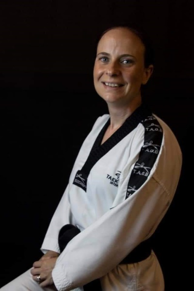 Chard Tae Kwon-Do - Club Instructor, Catherine Grice
