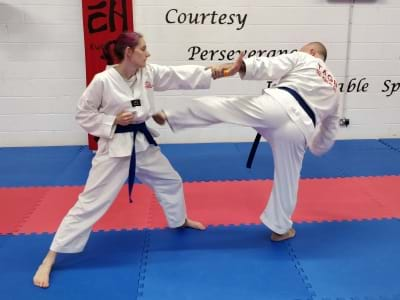 Chard Tae Kwon-Do - Adult classes