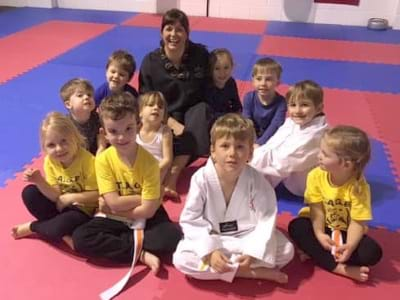 Chard Tae Kwon-Do - Tiger classes